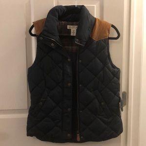 Navy H&M Vest